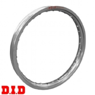 ARO DID TRASEIRO 19X2.15 32H HONDA CRF450R 09-17 ORIGINAL PRATA - 42701-MEN-A11