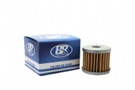 FILTRO OLEO KXF250 04/18 + KXF 450R 16-18 + RMZ 250/450 04/17 + BETA 250/300 - 42X38mm  BR PARTS- 0030004