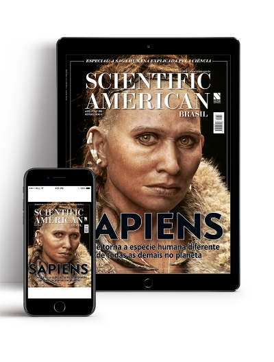 Assinatura 1 ano digital -  Scientific American Brasil
