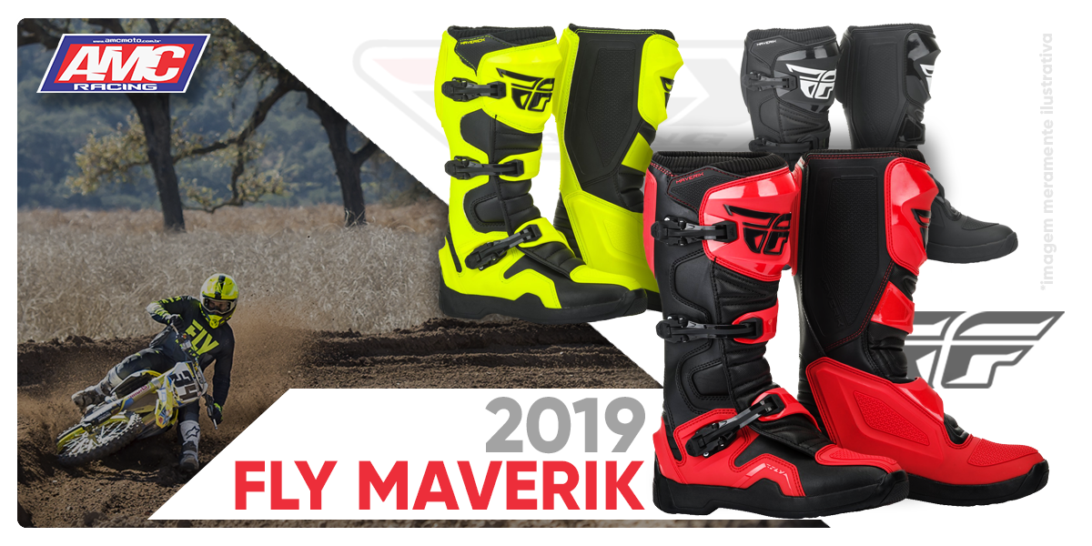 BOTA FLY MAVERIK 2019