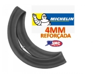CAMARA AR MICHELIN 4MM GROSSA TRASEIRO ARO 18 MEDIUM - CAI034757
