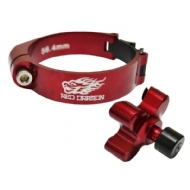 DISPOSITIVO LARGADA CRF 250R 04/18 + CRF 450R 02/18 + CR 250 97/07 + KXF 250/450 06/16 - 56.MM - VERMELHO  RED DRAGON- ASLC-04