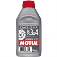 FLUIDO DE FREIO MOTUL DOT 3 & 4 - BRAKE FLUID 500ML - MT044