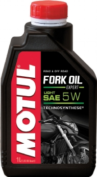 MOTUL FORK 5W EXPERT LIGHT SEMI SYNTHETIC 1LT - MT061
