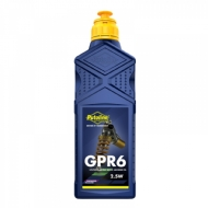 PUTOLINE SHOCK 2,5W OLEO SUSPENSAO TRASEIRA - RACING SHOCK OIL OFF ROAD GPR 6  - 1 LITRO