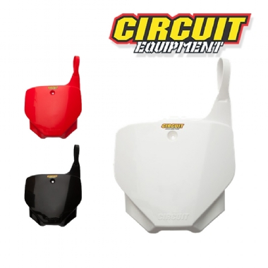 NUMBER PLATE CRF 230 CIRCUIT
