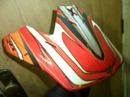 PALA DO CAPACETE FOX V3