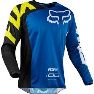 CAMISA FOX 180 RACE 2018 AZUL