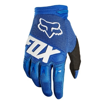 LUVA FOX DIRTPAW RACE 2018 AZUL - 19503-002
