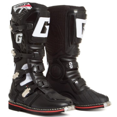 BOTA GAERNE CROSS GX1 GOODYEAR - BLACK - SZ 44,5 (EUR) 10 (EUA) 42/43 - 2184-001-44.5
