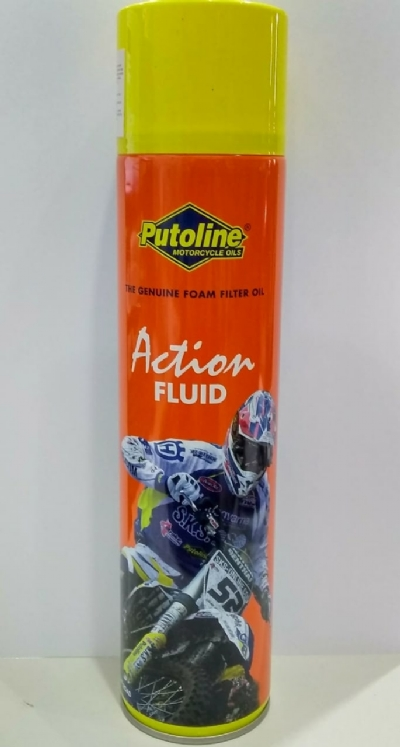 OLEO FILTRO DE AR PUTOLINE 600ML AEROSOL (AIR FILTER OIL)