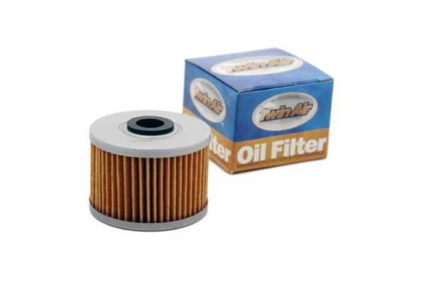 FILTRO DE ÓLEO TWIN AIR KXF 450 06/15 + XR 250/400/600/650 + CRF 250F + KLX 110/140 + KLX 450 07/17 - 36X50mm - 140001