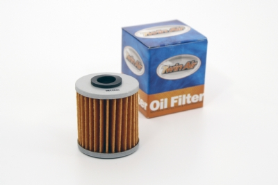 FILTRO OLEO TWIN AIR KXF 250 04/19 + KXF 450R 16-19 + RMZ 250 04-18/450 05/17 + BETA 250/300 - 42X38mm - 140018