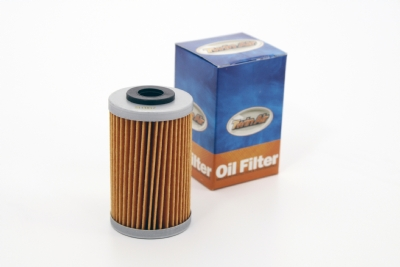FILTRO DE OLEO KTM EXC-F/XCF-W 250 06-12 +  SX-F 250/XCF 07-12 +  SX-F/XCF 450 13-15 + EXCF 450/500/525/530 12-16 + HUSQV  - 67X41MM TWIN AIR - 140013 / 140020