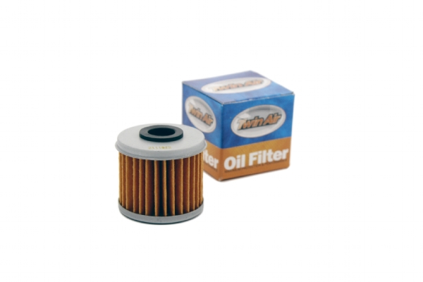 FILTRO DE ÓLEO TWIN AIR CRF 150 07-18 + 250R 04-20 + 450R 04/20 + CRF 250X/450X 04/20 - 34x38mm C/ - 140003 IMG-165842