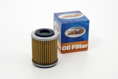 FILTRO DE ÓLEO TWIN AIR TTR 230 + YZ 250F 01-02 + YZ 400F/426 98/02 + WRF 400/426 98-02 + TM 250 2007/450 07-10 - 46X38MM - 140008