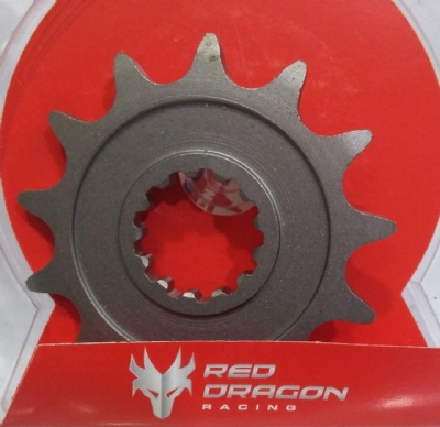 PINHAO KXF 450 06/18 + KLX 450R 08-13  13d  RED DRAGON- 95-156513