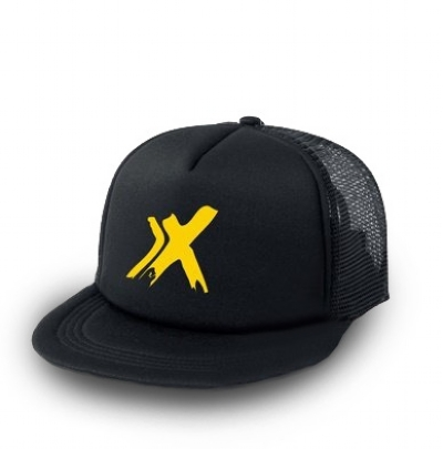 BONE PROX SNAPBACK BLACK/YELLOW - UNICO - 99.61-BY