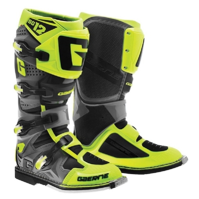BOTA GAERNE CROSS SG 12 - YELLOW NEON/BLACK