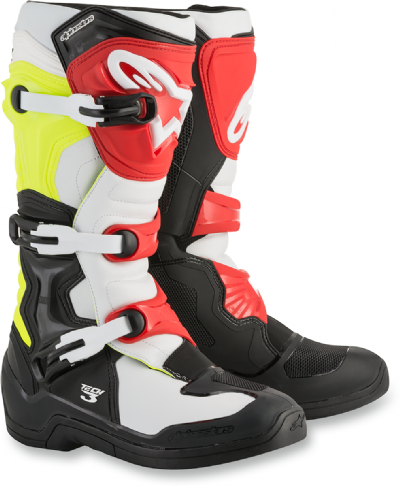 BOTA ALPINESTARS TECH 3 PT/BC/AM/VM - 8 (39/40)