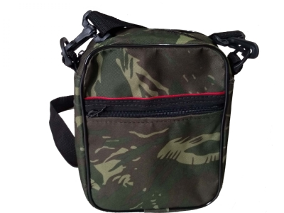 Shoulderbag estampa camuflada