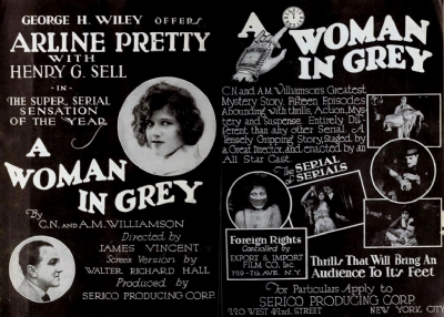 The Woman in Grey, 1920 (A Mulher em Gris)