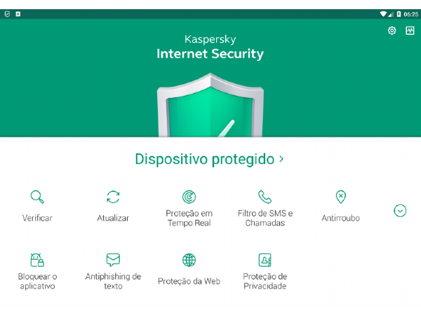 Kaspersky Internet Security - 5 Dispositivos, 1 ano