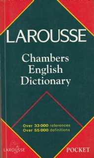 Chambers English Dictionary