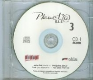 PLANETA ELE 3 - CD AUDIO DUPLO CD1-CD2