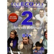 ECO B1+ - LIBRO DEL PROFESOR CON CD-AUDIO