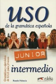 USO DE LA GRAMATICA ESPANOLA JUNIOR - INTERMEDIO