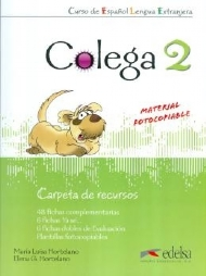 COLEGA 2 - CARPETA DE RECURSOS - MATERIAL PHOTOCOPIABLE