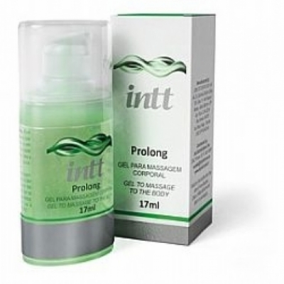 PROLONG GEL PROLONGADOR DE EREÇÃO 17ml - INTT