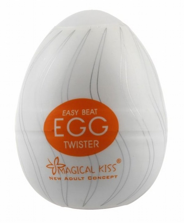 Masturbador Masculino EGG - Magical Kiss