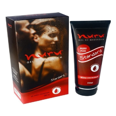 GEL DE MASSAGEM 250ML - NURU