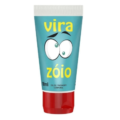 VIRA ZÓIO GEL LUBRIFICANTE ESQUENTA E ESFRIA 15ml -  SECRET LOVE