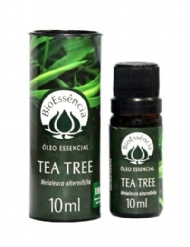 Óleo Essencial de Tea Tree 10 ml