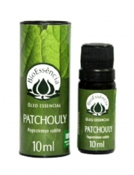 Óleo Essencial  de Patchouly 10 ml