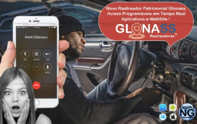 Lançamento Rastreador Glonass ® Web App Ios Android Windows
