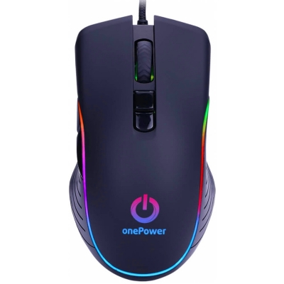 MOUSE GAMER RGB STRIKER ONEPOWER MO-505
