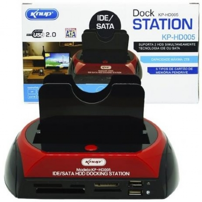 DOCK STATION SATA/IDE USB 2.0