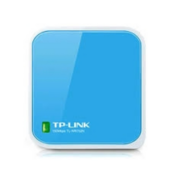 ROTEADOR WIRELESS TP-LINK 150 MBPS WR-702N NANO