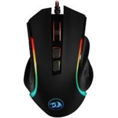 MOUSE USB GAMER REDRAGON GRIFFIN RGB