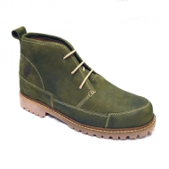 Bota Slum Warrior Low Oliva