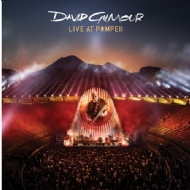 David Gilmour - Live At Pompeii CD