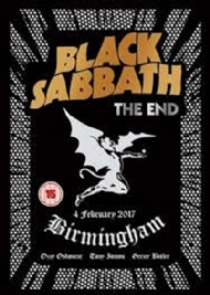 Black Sabbath - The End - Live From The Birmingham (DVD)