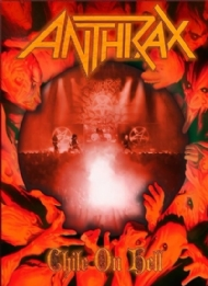 Anthrax - Chile On Hell DVD