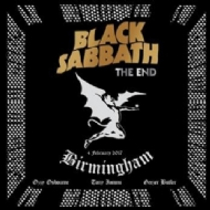 Black Sabbath - The End CD