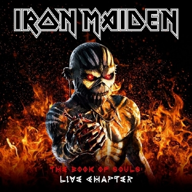 Iron Maiden - The Book Of Souls Live Chapter CD