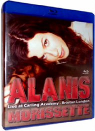 Alanis Morissette live from Carling Academy Brixton, London 2008 BD
